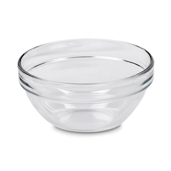 Glass bowl 7cm, 2 pieces