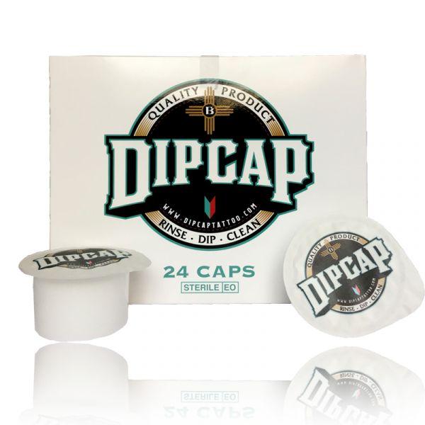 Dip Caps, 24 Stk.