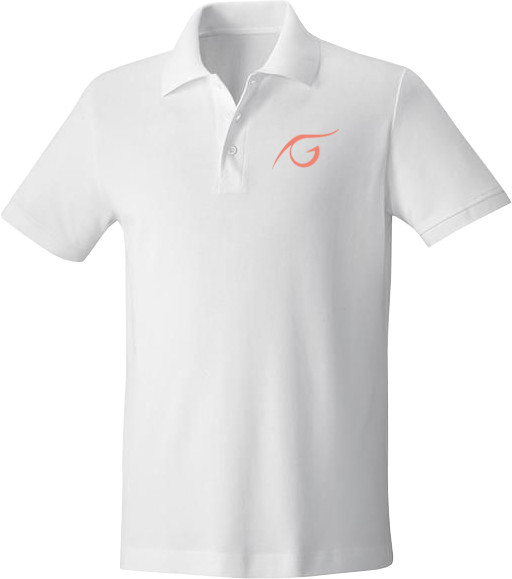 Women Poloshirt, white