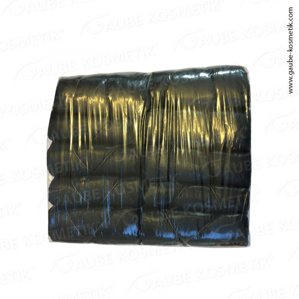 Couch cover, black, 10 pcs.