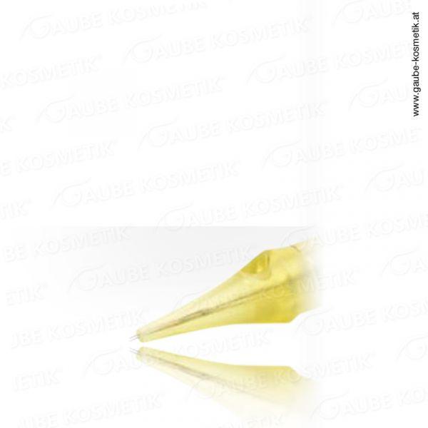 Scalp 3er Round Shader 0,35 ST gelb