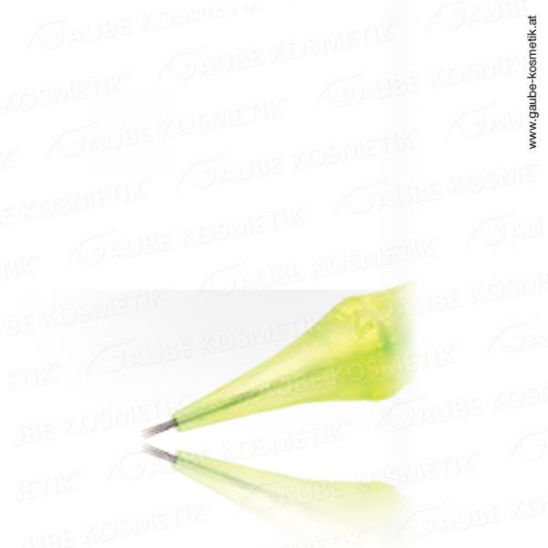 Scalp 5er Round Shader 0,30 LT grün