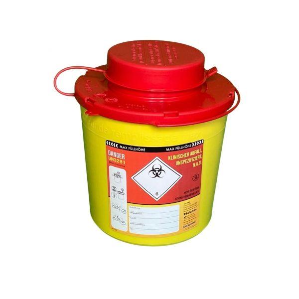 Entsorgungsbehälter 1,5 l