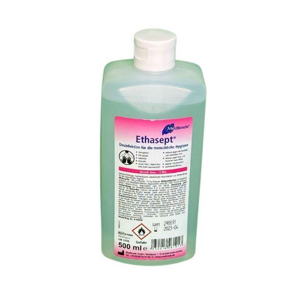 Ethasept Händedesinfektionsmittel, 500ml