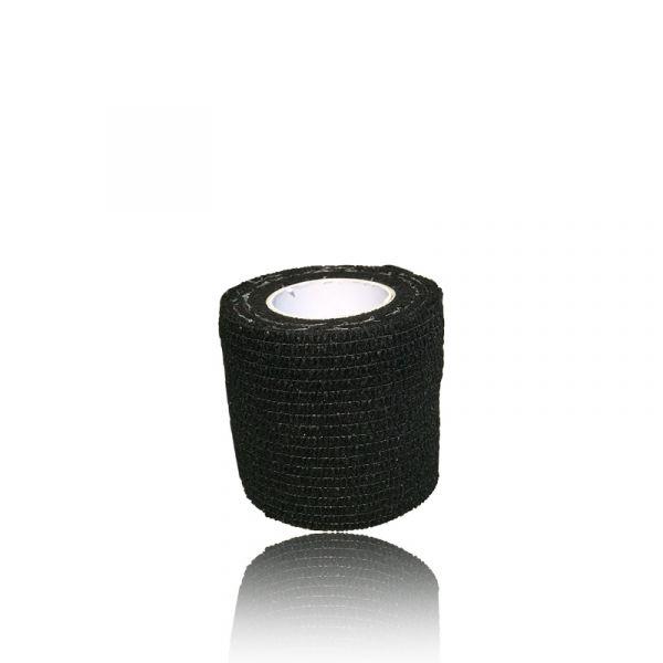 Bandage / Tape SCHWARZ für Tattoo 5cmx4.5m, 1 Stk.