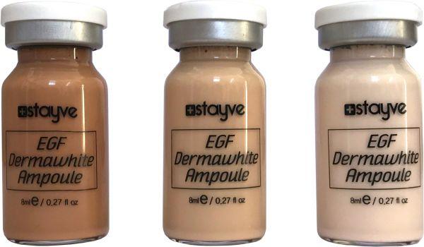 Dermawhite Glow Pigmente, 10 Stk.
