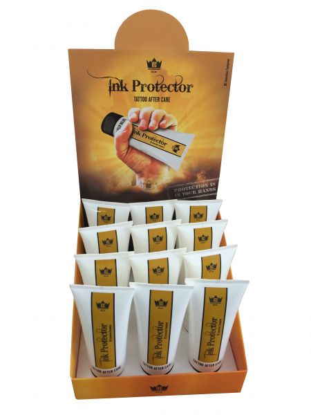 Display INK Protector, After Care, 12x50ml