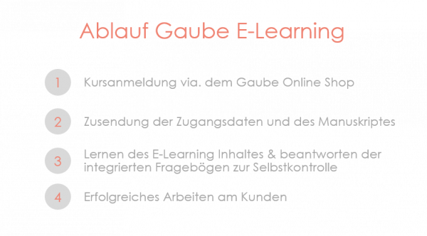 Gaube Microneedling / Meso  - Ausbildung (E-Learning)