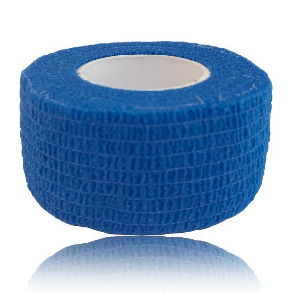 Bandage / Tape BLAU für Tattoo 2,5cmx4.5cm, 1 Stk