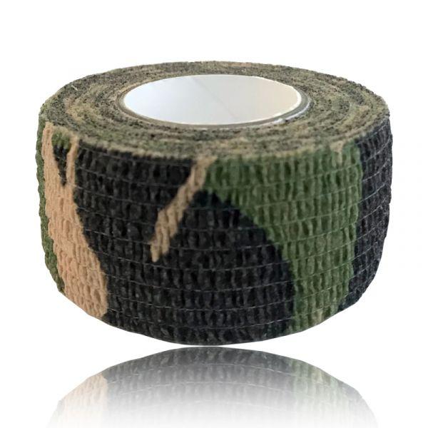 Bandage / Tape CAMO für Tattoo 2,5cmx4.5cm, 1 Stk
