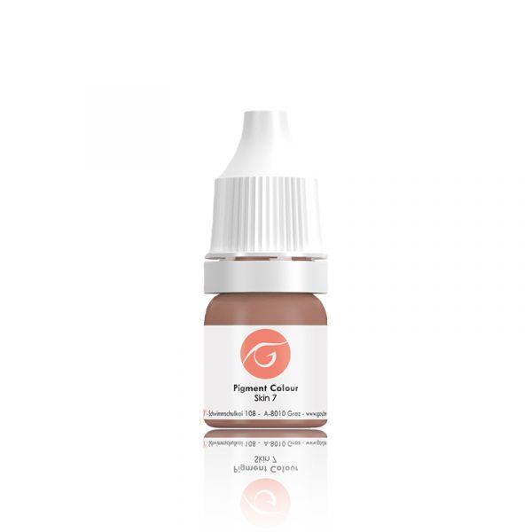 OL Gaube Pigmentfarbe - Skin 7, 10 ml