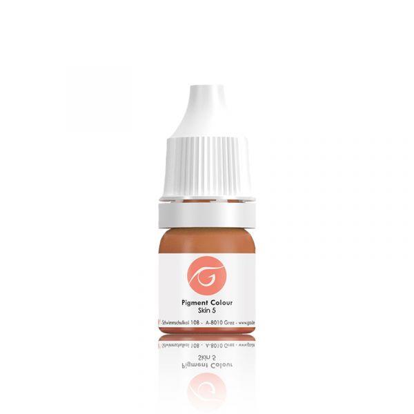 OL Gaube Pigmentfarbe - Skin 5, 10 ml