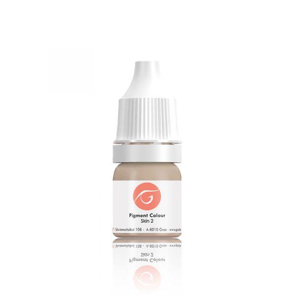 OL Gaube Pigmentfarbe - Skin 2, 10 ml