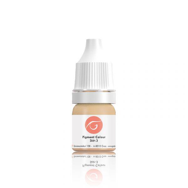 OL Gaube Pigmentfarbe - Skin 3, 10 ml