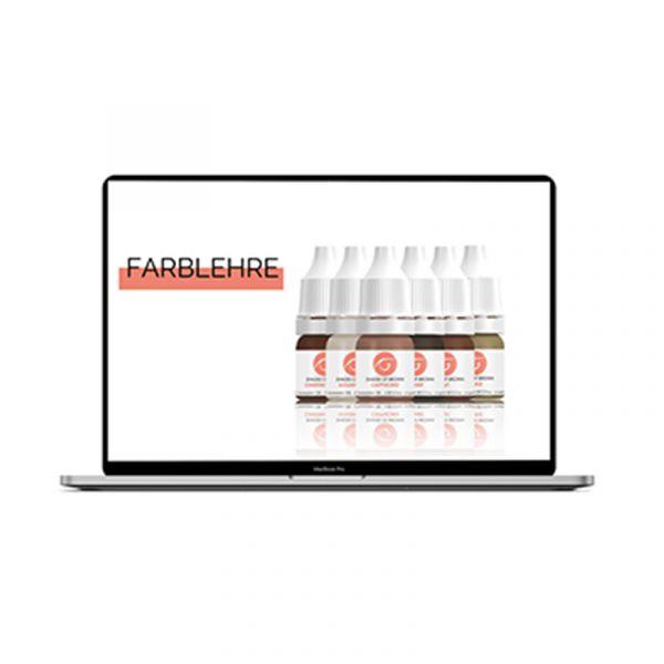 Farblehre und Korrekturen - Online Coaching