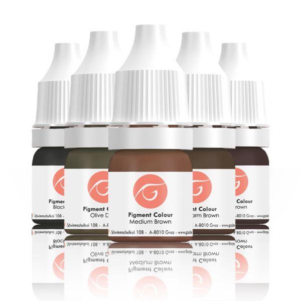 Gaube Organic Line - Brauenfarbe