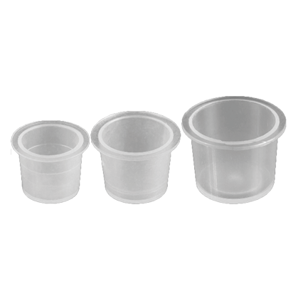 Ink Cups, 1000 Stk. , 9/11/14mm