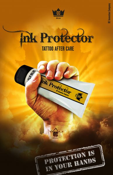 Ink Protector, After Care, 50ml