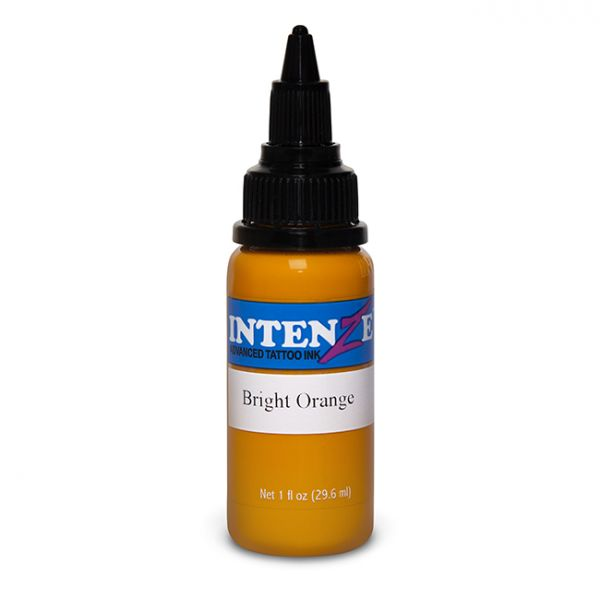 Intenze Ink Bright Orange