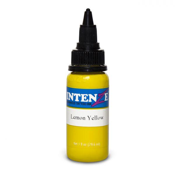 Intenze Ink Lemon Yellow