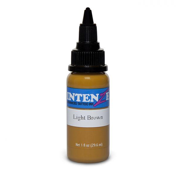 Intenze Ink Light Brown