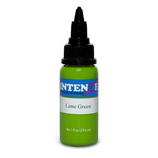 Intenze Ink Lime Green