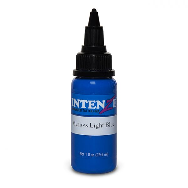 Intenze Ink Mario´s Light Blue