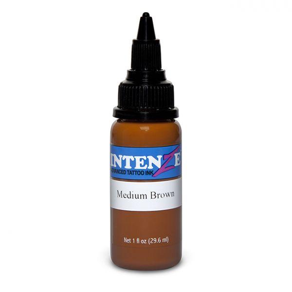 Intenze Ink Medium Brown