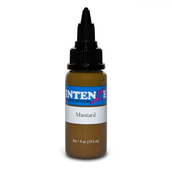 Intenze Ink Mustard