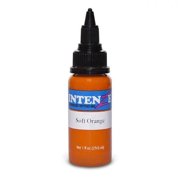 Intenze Ink Soft Orange