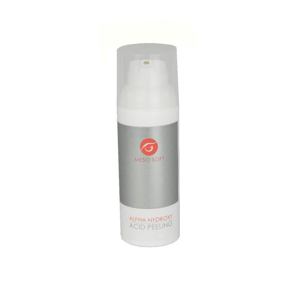 MESO SOFT - Alpha Hydroxy Acid Peeling, 50ml