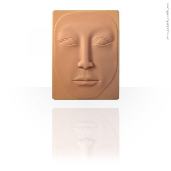 Übungsmatte Gesicht 3D, 1 Stk.