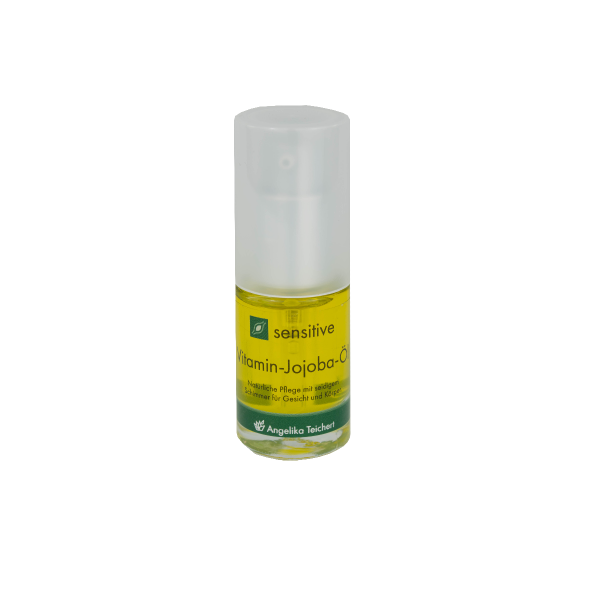 SENSITIVE: Vitamin-Jojoba-Macadamia-Öl