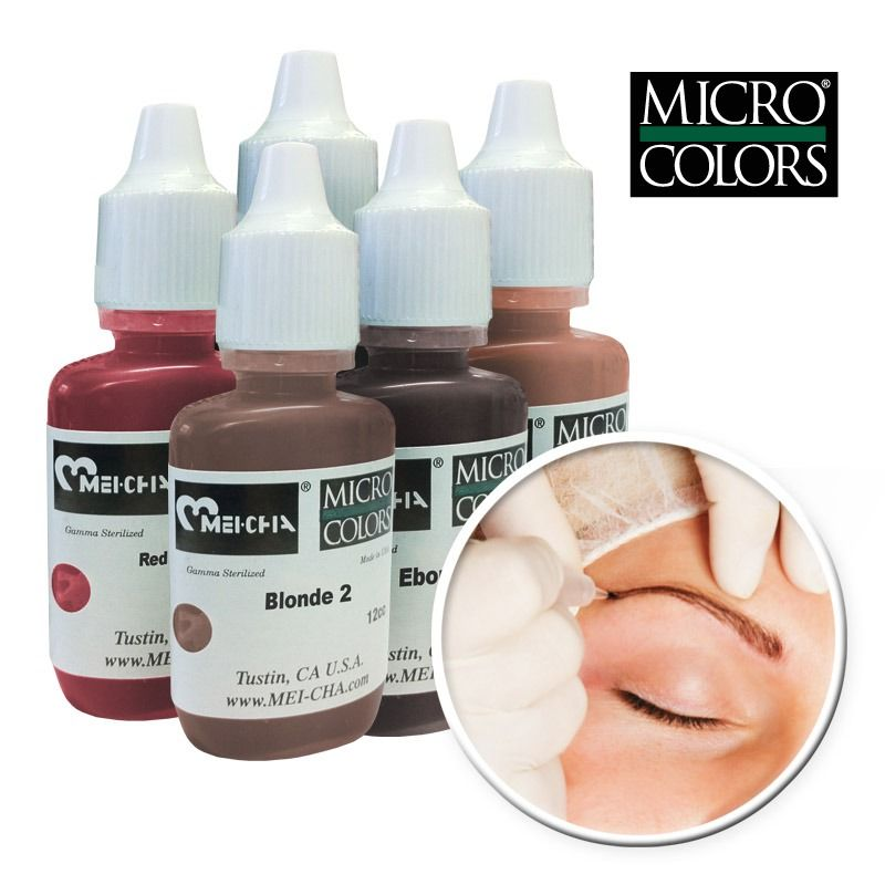 Please choose your Micro Brow Colour!