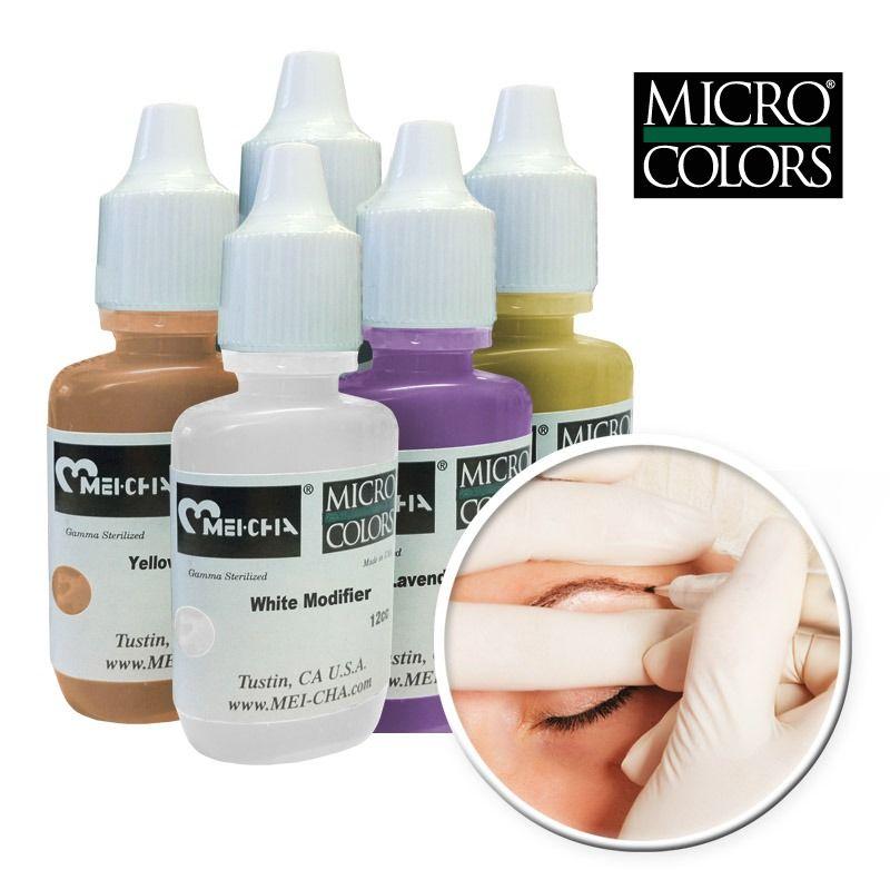 Micro Colors - Korrekturfarbe